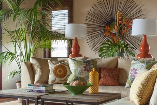 7 Stylish And Timeless Tropical Leaf Decor Ideas | Diy Home Life
