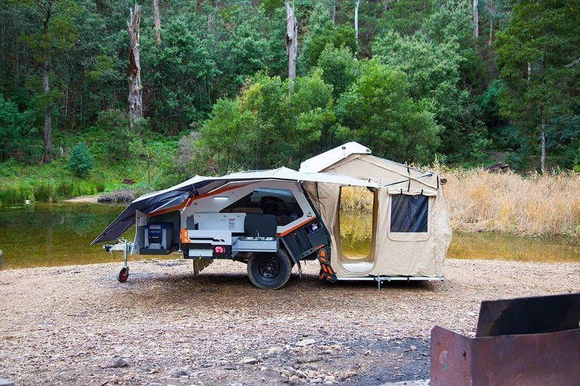 Tvan Camper Hybrid Trailer Gallery Ideas 1