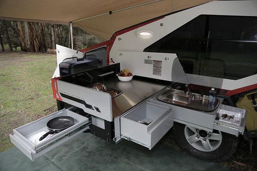 Tvan Camper Hybrid Trailer Gallery Ideas 10