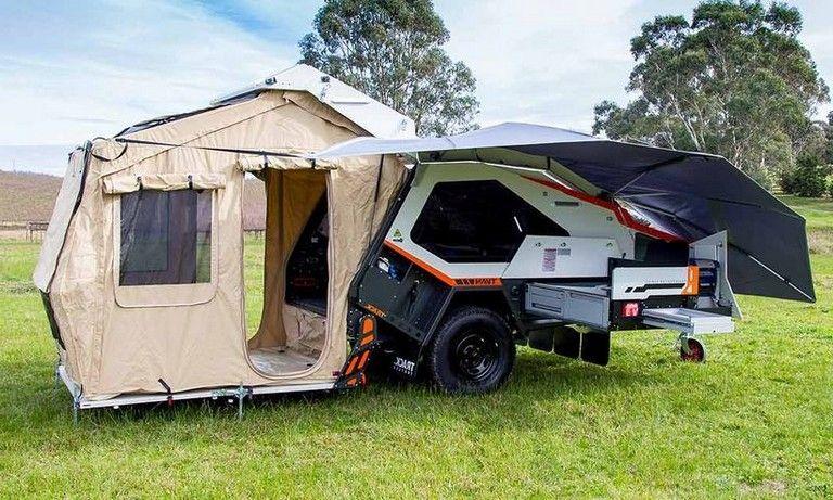 Tvan Camper Hybrid Trailer Gallery Ideas 2