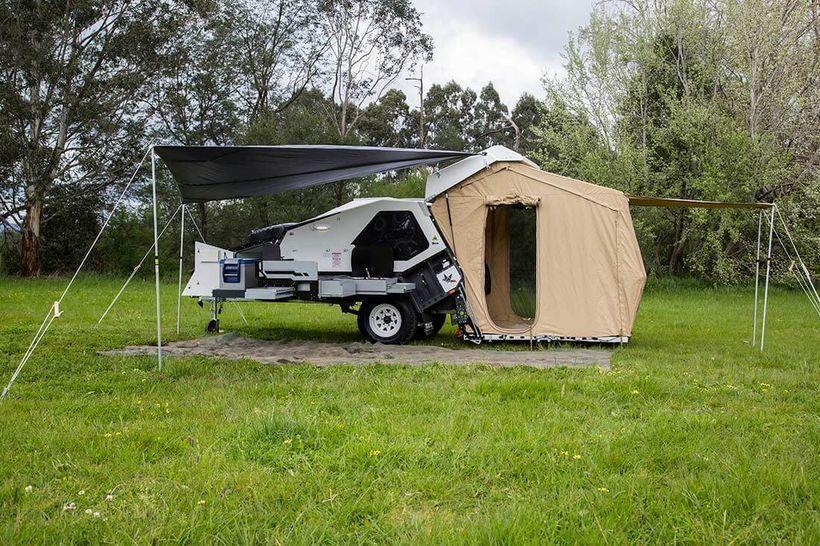 Tvan Camper Hybrid Trailer Gallery Ideas 3
