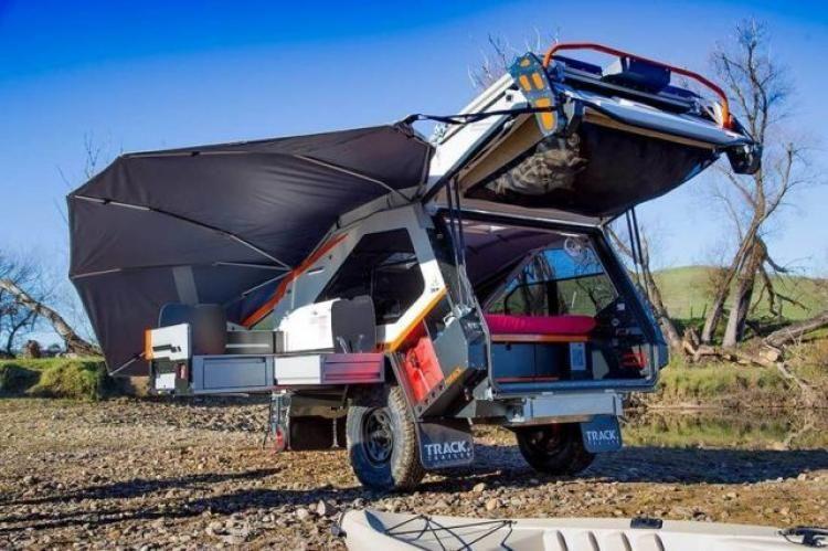Tvan Camper Hybrid Trailer Gallery Ideas 4