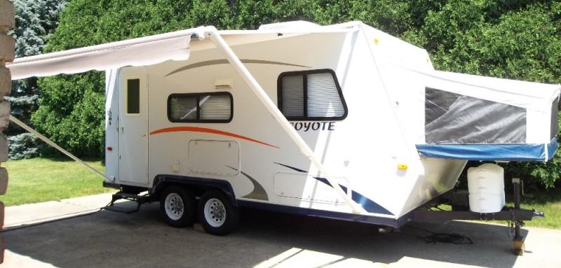 Hybrid Camper - Lifestyle & Interior Design Trends