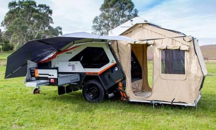 27 Amazing TVan Camper Hybrid Trailer Gallery that Must You See