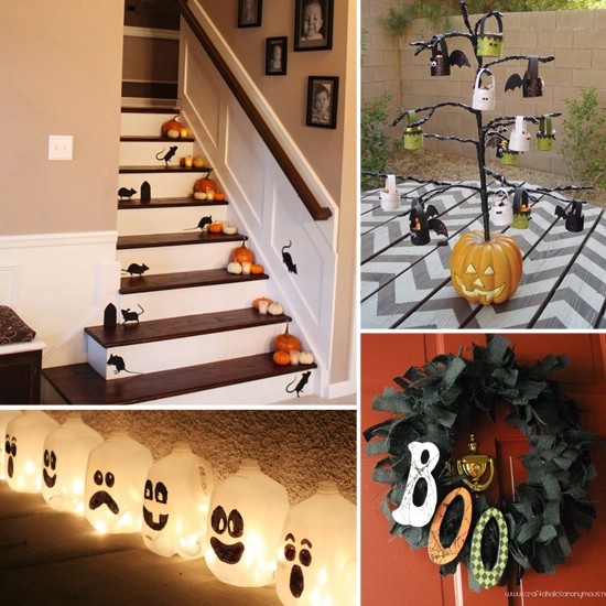 Halloween Decor Diy 40 Easy To Make Diy Halloween Decor Ideas Page 2