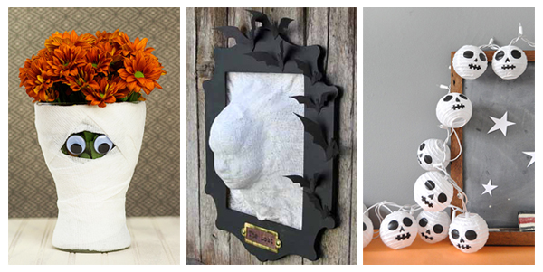 18 Great DIY Halloween Decorations and Decorating Ideas (Part 1