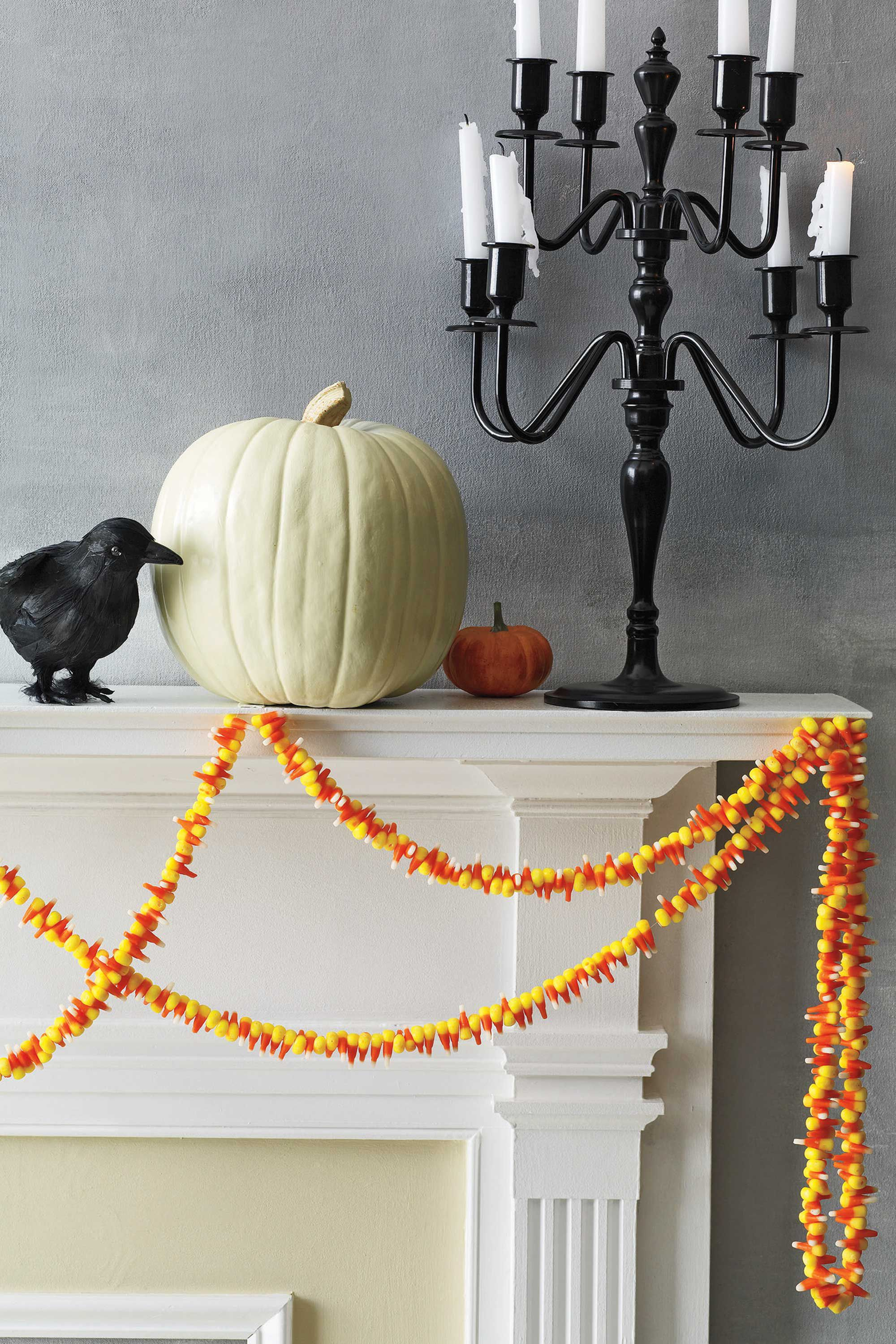 48 Easy DIY Halloween Decorations - Homemade Do It Yourself