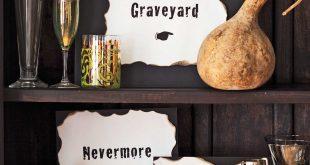 50 Easy DIY Halloween Decoration Ideas - Homemade Halloween Decor