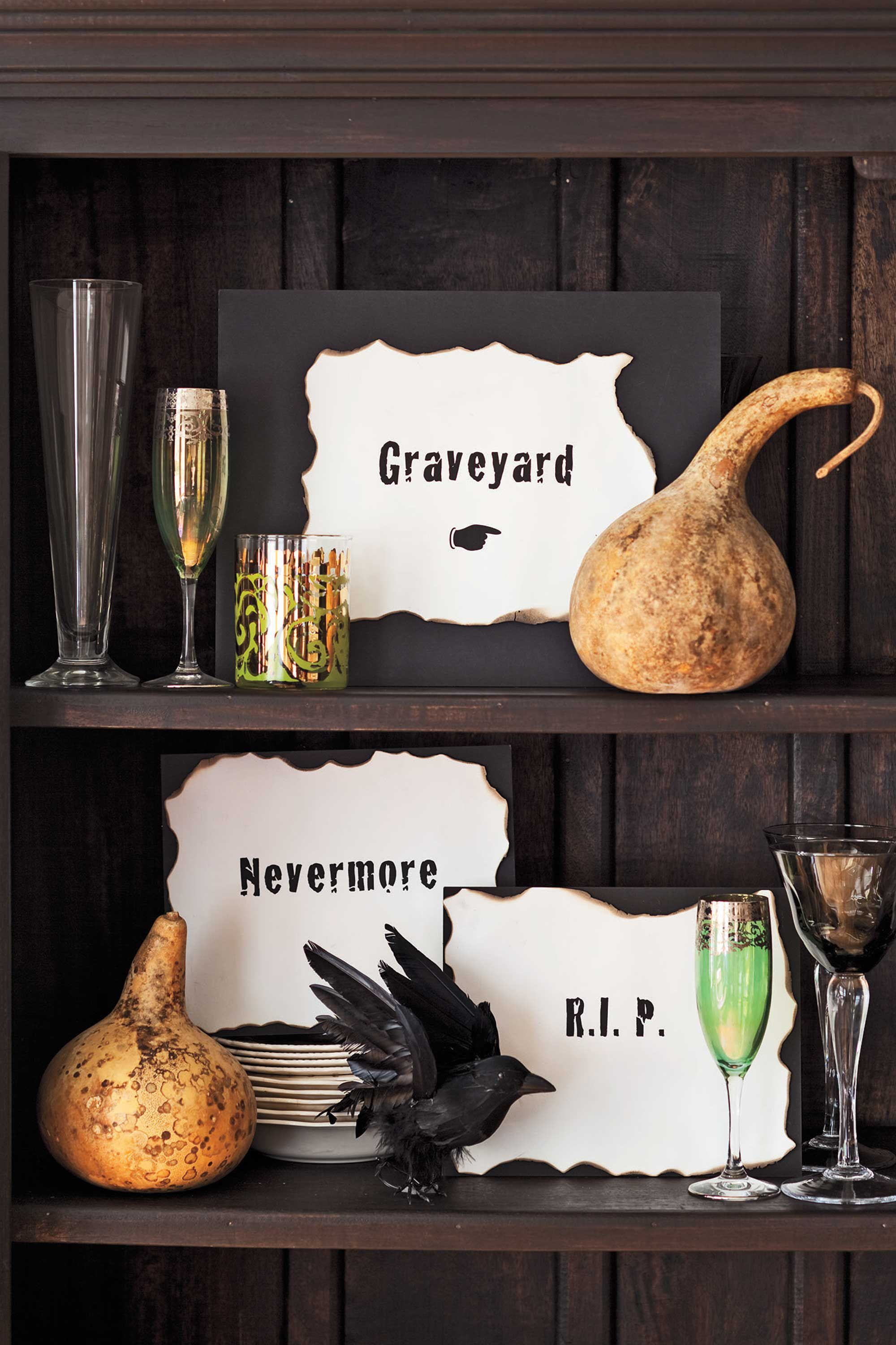 Unique Diy Halloween Decorations