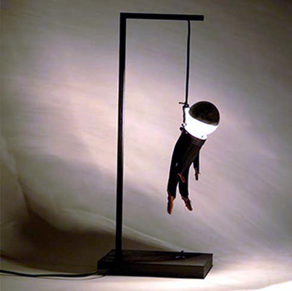 10 unique table lamps with unusual design ideas | Interior Design