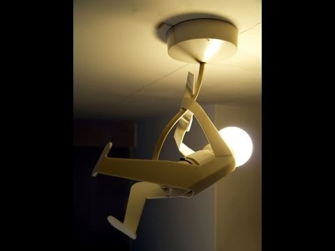 Very Creative Lamp Designs - Unique lamp Design Ideas - YouTube