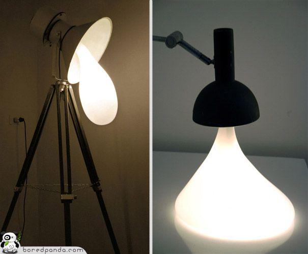 20 Cool Modern Lamp Designs | Creative Design | Lamp design, Cool