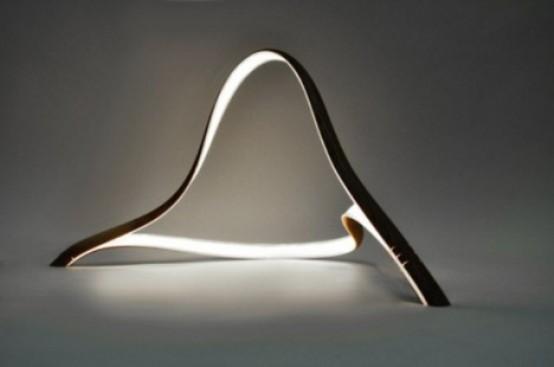 57 Unique Creative Table Lamp Designs - DigsDigs