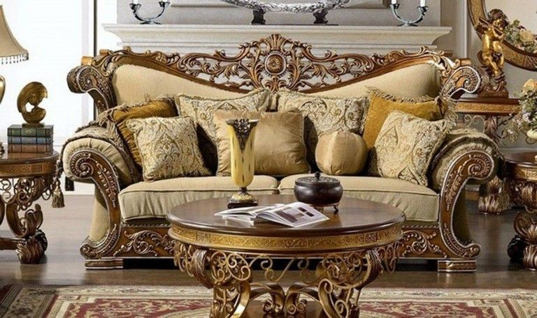 Victorian Sofa Ideas For Elegant Living, Elegant Living Room Furniture