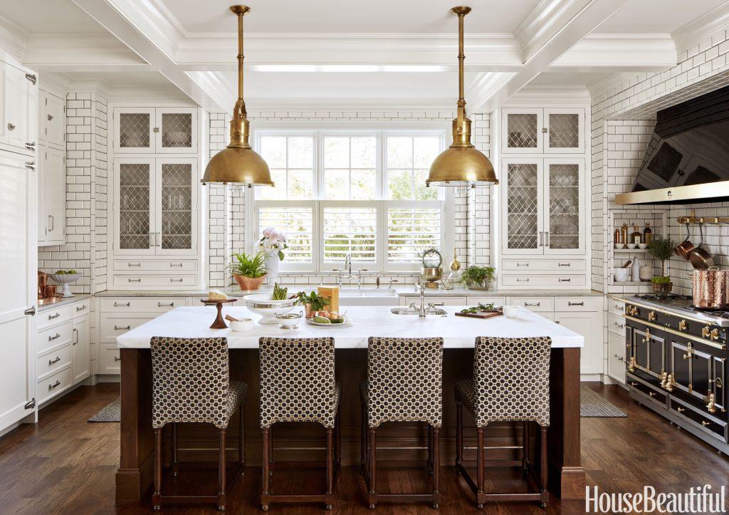 White Kitchen Cabinets Design Ideas 1