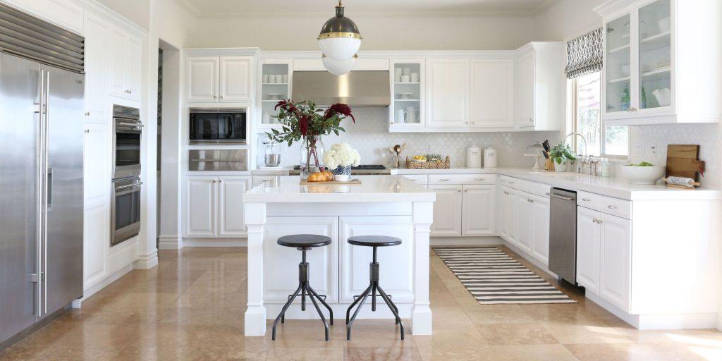 White Kitchen Design Ideas 1