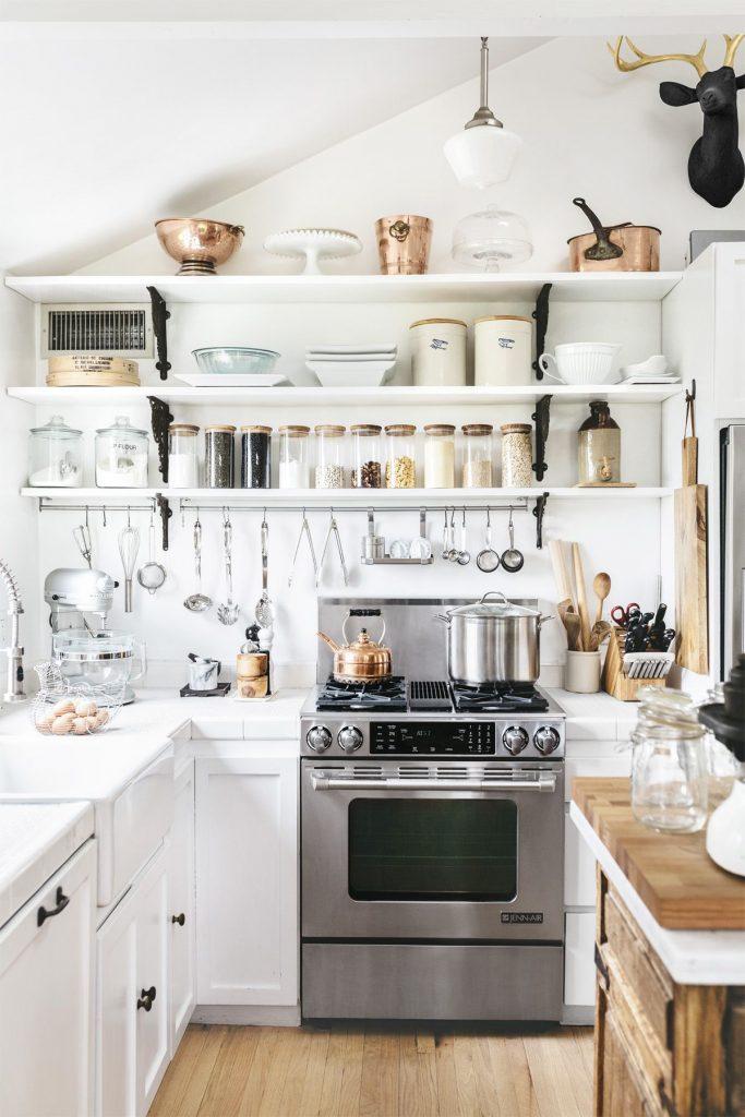 White Kitchen Design Ideas 5