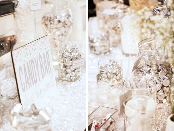 Winter Wonderland White Party. #party | Adult Party Ideas | White