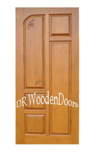 Teak Wood Door, Design Door, Designer Door, Stylish Doors