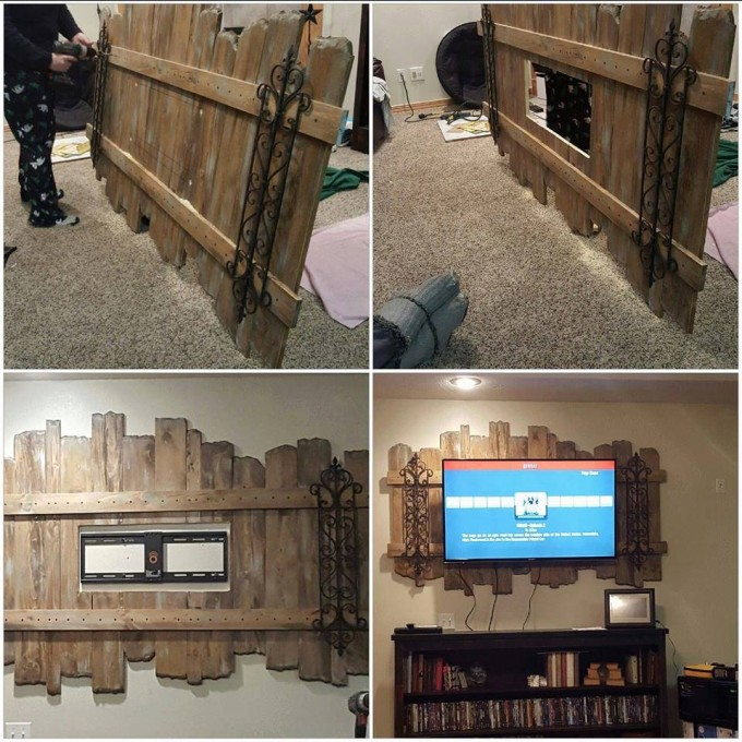 Wood Pallet Ideas 1