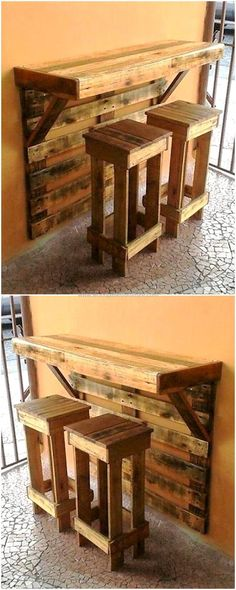 1214 Best Wooden Pallet Ideas images in 2019 | Woodworking, Recycled