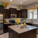 Yellow Accent Kitchens Ideas