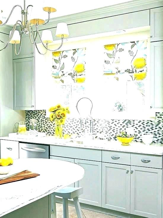 Kitchen Decorating Ideas Yellow Walls Yellow Kitchen Accents Yellow