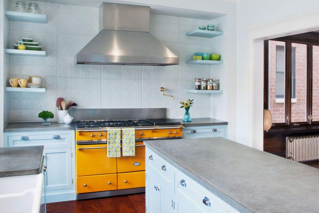 Yellow Kitchen Designs 4