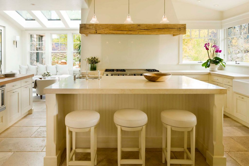 Yellow Kitchen Designs 9