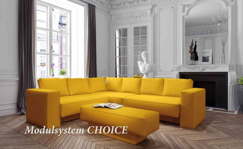 Inspiring Yellow Sofas To Perfect Living Room Color Schemes 134 - DecOMG