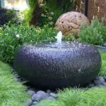 Zen Water Fountain Ideas Garden Landscaping