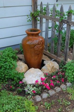 49 Inspiring Zen Water Fountain Ideas Garden Landscaping | Mom's