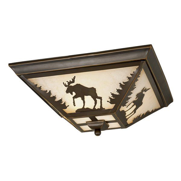 Add moose lighting
