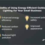 Advantages  of outdoor lighting