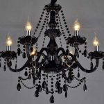Affordable chandeliers black