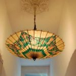 Ambient lighting from lampshades