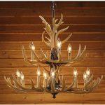 Antler chandelier the best lighting