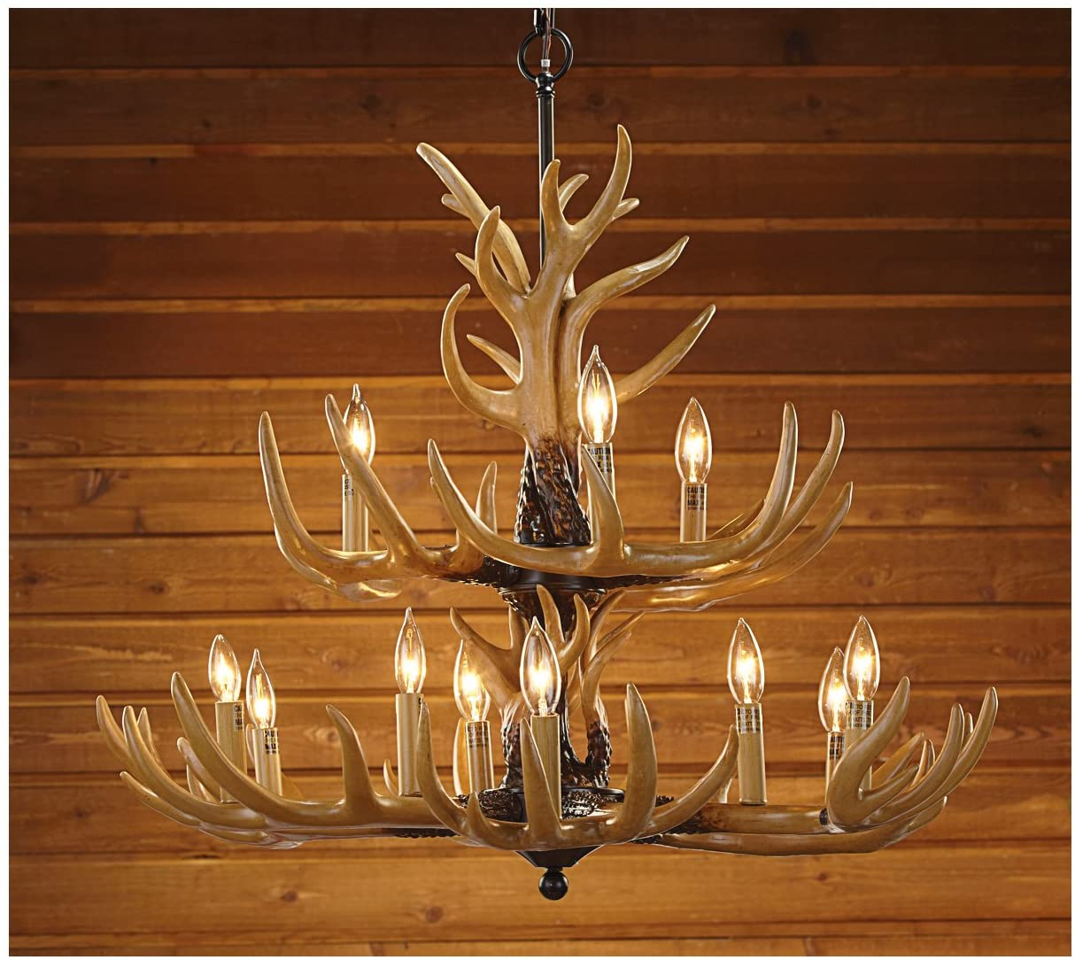 Antler chandelier the best lighting