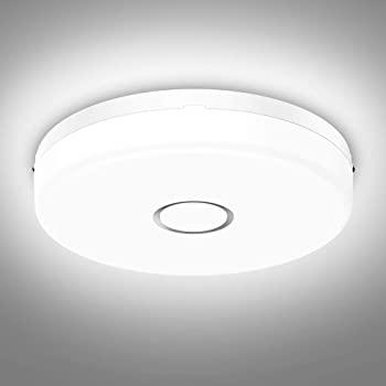Bathroom ceiling lamp: provides light in the bathroom