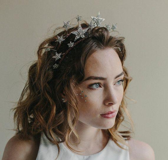 Beautifurl  star crown