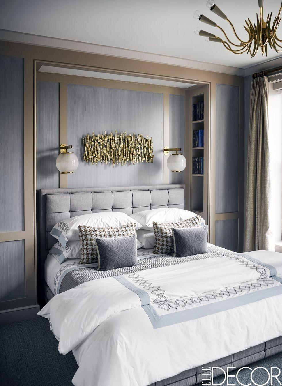 Bedroom lamp decor ideas
