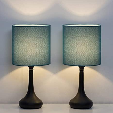 Bedroom lamps for bedside tables