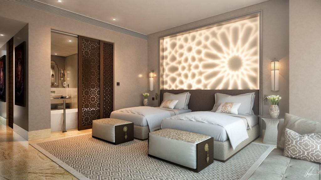 Bedside lighting design