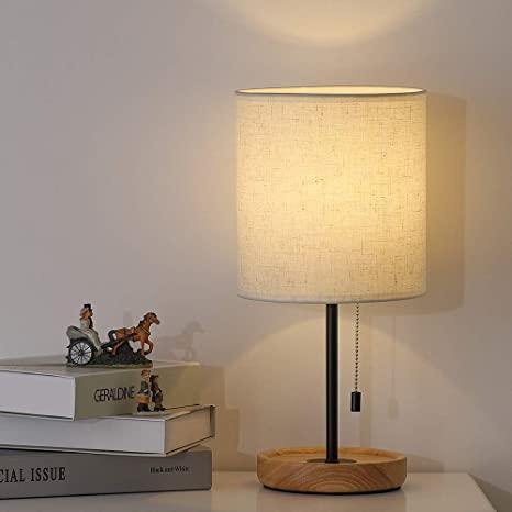 Bedside side lamps