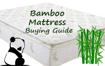 Benefits of bamboo mattresses