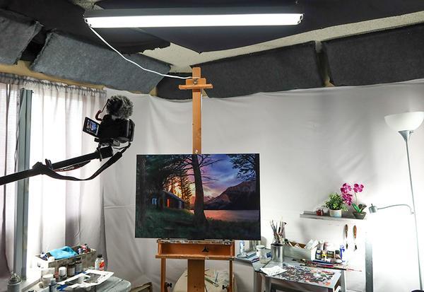 Best artist lights for the studio