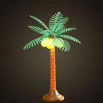 Buy new palm tree lamp