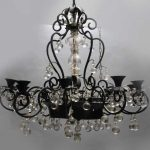 Buying a wrought iron chandelier
