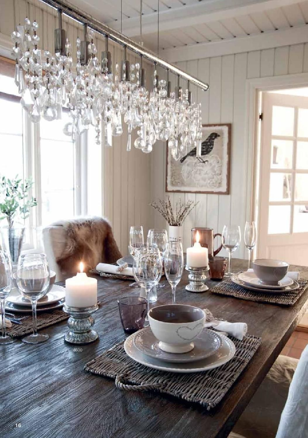 Chandeliers for Dining Room
