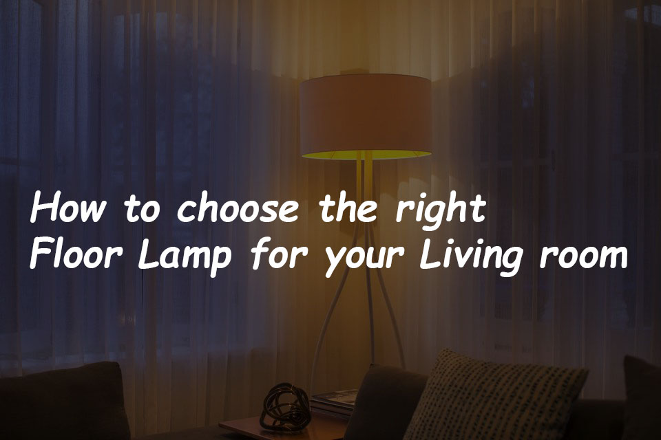 Buying guide for floor lamp black